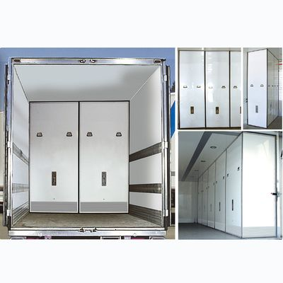 The Safe Cold partition walls system