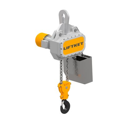 Electric Chain Hoist LIFTKET 4.000 – 25.000 kg
